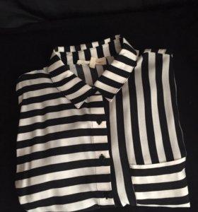 Блузка в полоску Koton