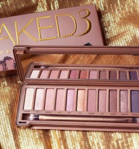 Тени Urban Decay Naked 3