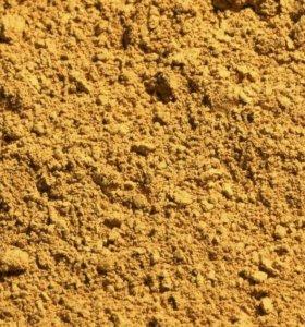 Песок строительный, речной, на подсыпку