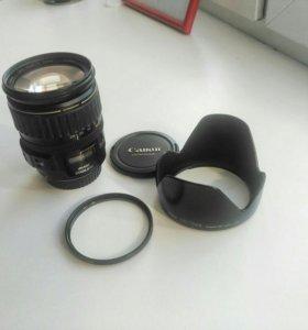 Объектив Canon + подарок