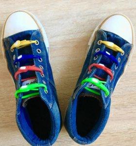 Кеды/кроссовки на платформе