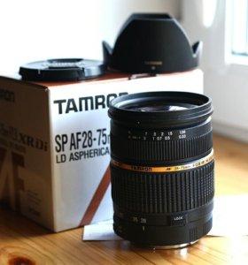 Объектив Tamron SP AF 28-75 для Canon