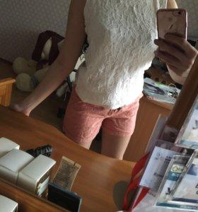 Топ и шорты Zara kids