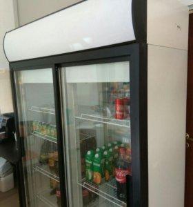 Холодильник,для продажи разной продукции