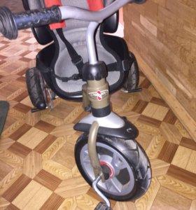 3 колёсный велосипед Puki