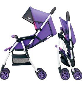 Самая лёгкая детская коляска aprika magical
