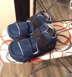 Ботинки Барукко