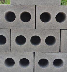 Блок строительный: стеновой и фундаментный