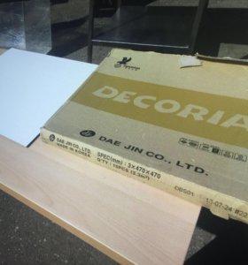 Кварцвиниловая плитка Decoria