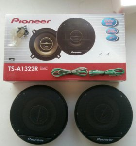 Новая магнитола + колонки pioneer