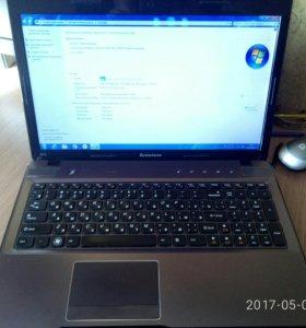 Ноутбук Lenovo Z575 обмен