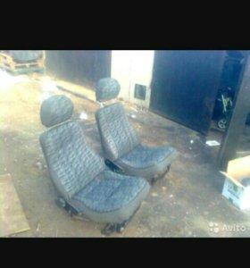 Переднии сидения ваз 2108 б/у