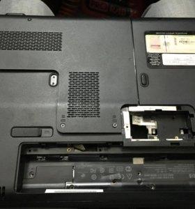 Корпус для HP compaq cq61-317er