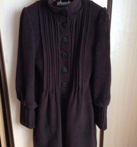 Пальто женское уникальное