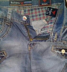 Новые джинсы.размер 34 рост 170