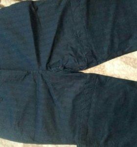 Новые Черные штаны 170_172.размер34.38.