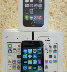 IPhone 5s 16gb все цвета