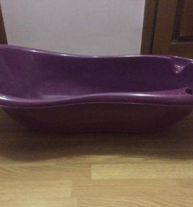 Ванночка + круг для купания