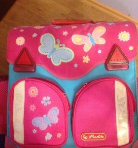 Детский портфель для девочки