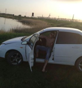 Форд фокус-1