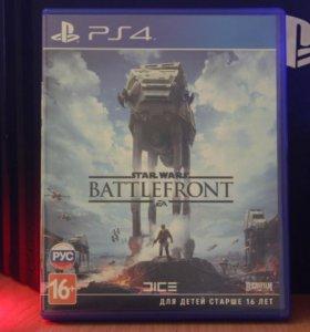 Star Wars Battlefront PS 4