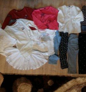 Вещи для девочки 98-104