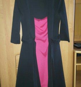 Новое платье-пальто