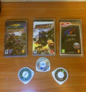 Набор игр на PSP E1008 (Цена за 1 шт.)