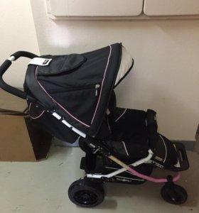 Коляска Emmaljunga Scooter S