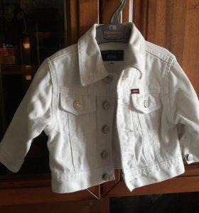 Джинсовая куртка 80 размер