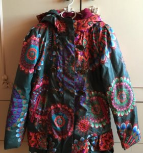 Куртка на девочку DESIGUAL