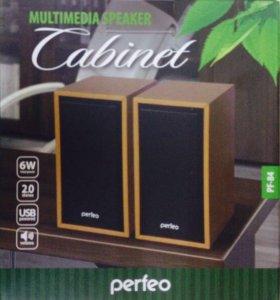 Новая акустика 2.0 Perfeo