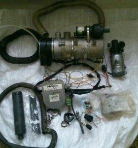 Вебасто webasto thermo 90 ST 24V 9.1 кВт. дизель
