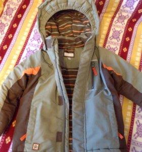 Куртка межсезонная Play Today р.104