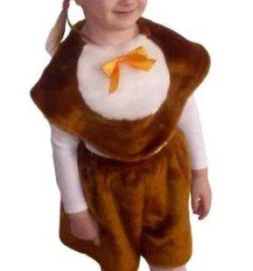 Новый Карнавальный костюм бычок