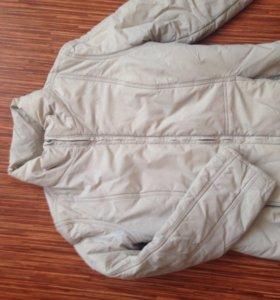 Зимняя куртка тёплая