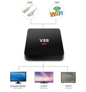 Android tv box V88