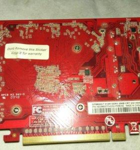 Видеокарта GF 9800GT