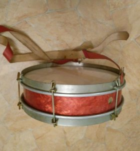Барабан пионерский