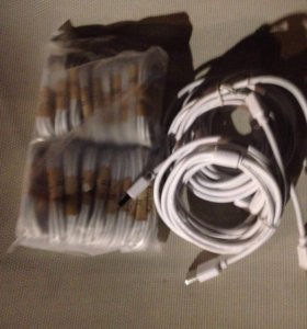Кабель iPhone 5s
