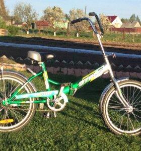 Двухколесный велосипед STELS