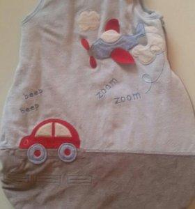 Конверт мешок для сна 0-6 м.