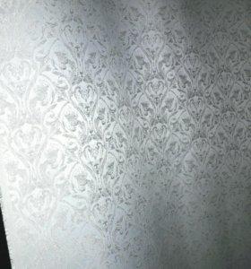 Белоснежные шторы