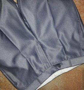Костюм(пиджак и брюки + рубашка и галстук)