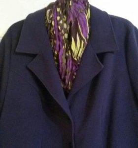 Пальто новое размер 60-62