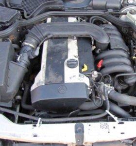 Двигатель на мерседес (104) 3-2. 224