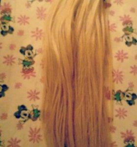Натуральные волосы ( славянские)для наращивания