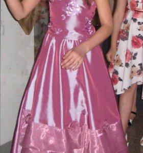 Платье нарядное для девочки 7-13 лет