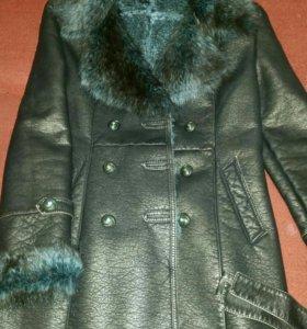 Пальто,дубленка