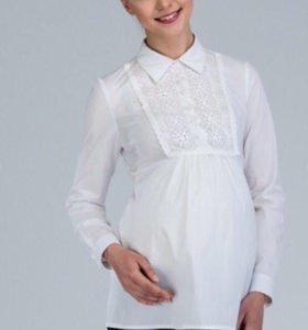 """Блузка для беременных """"Буду мамой"""""""